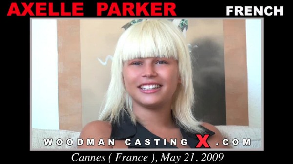 Photos of Axelle parker by Pierre Woodman