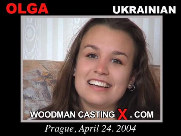Olga woodman casting 1992