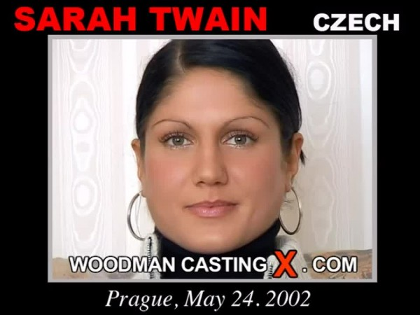 Sarah Twain on Woodman casting X | Official website