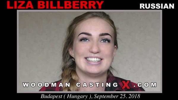 Liza Billberry on Woodman casting X | Official website