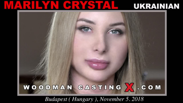 marylin crystal on woodman casting x official website