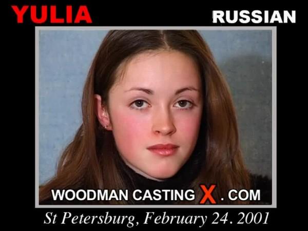 Casting russian woodman Woodman russian