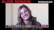Alice romain