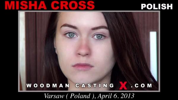Misha Cross on Woodman casting X | Official website
