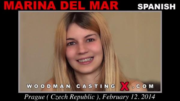 Marina Del Mar on Woodman casting X | Official website