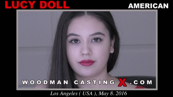 Lucy Doll on Woodman casting X | Official website
