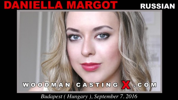 Daniella Margot on Woodman casting X