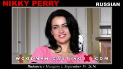 Check out this video of Nikky Perry having an audition. Erotic meeting between Pierre Woodman and Nikky Perry, a Russian girl.