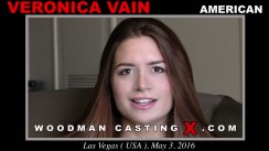 Access Veronica Vain casting in streaming. Pierre Woodman undress Veronica Vain, a American girl.