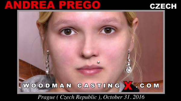 Andrea Prego on Woodman casting X | Official website