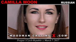 Check out this video of Camilla Moon having an audition. Erotic meeting between Pierre Woodman and Camilla Moon, a Russian girl.