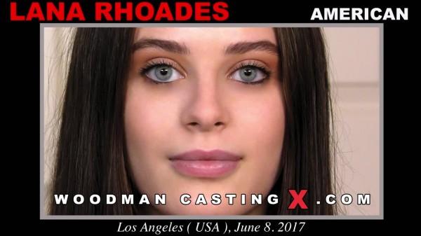 Lana rhoades woodman casting porn