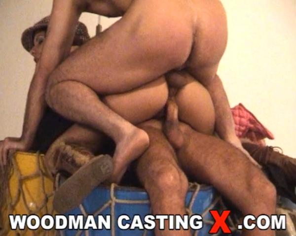 woodman casting sex v přírodě